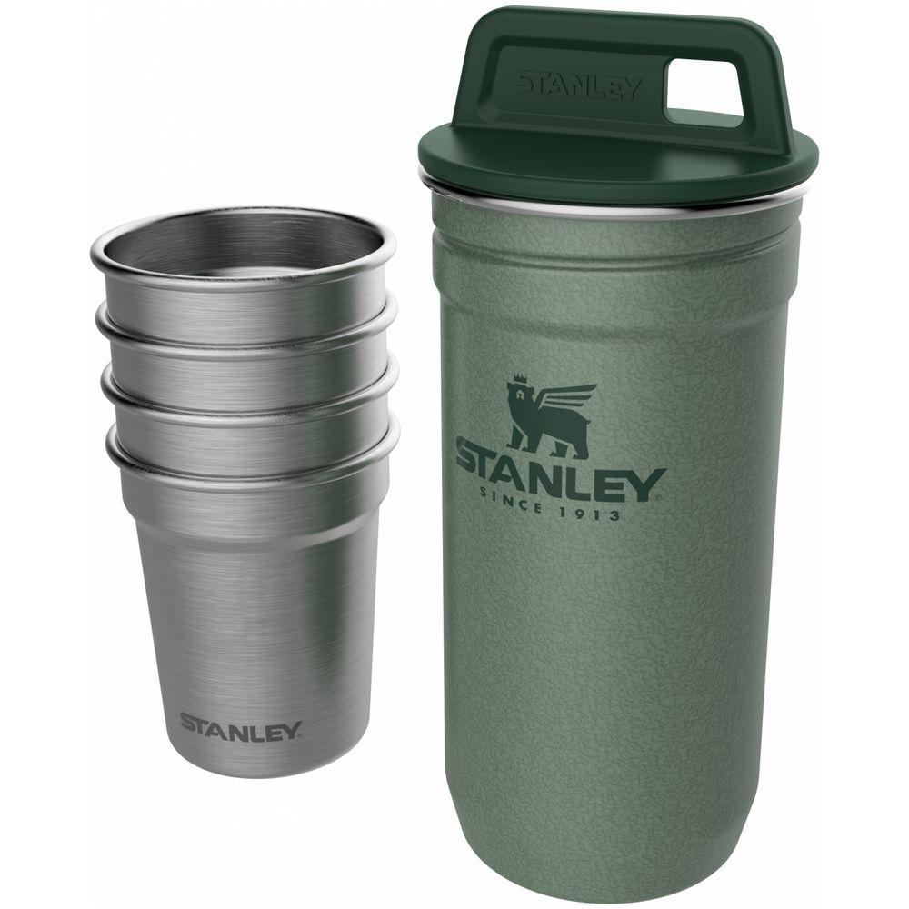 Набор стопок Stanley Adventure, зеленый