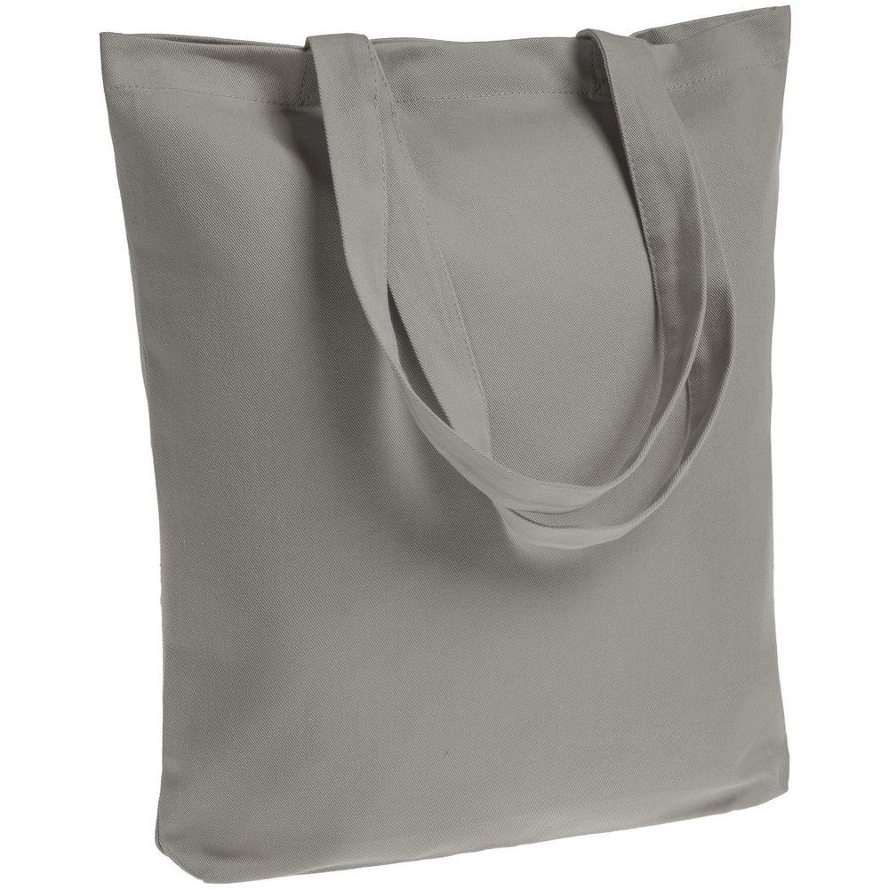 Холщовая сумка Avoska, серая