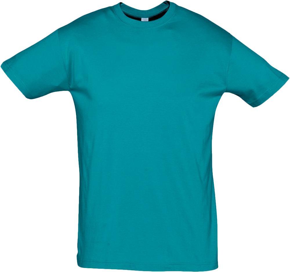 Футболка REGENT 150, винтажный синий