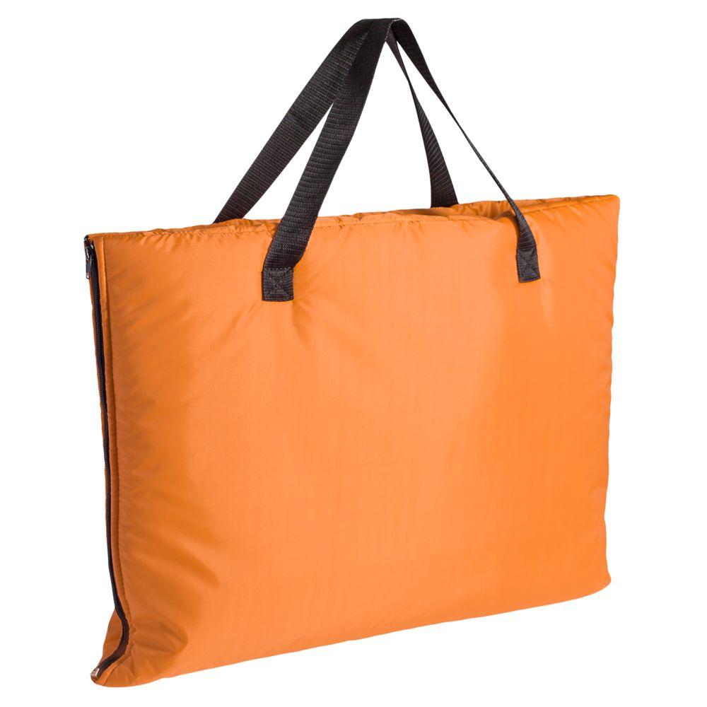 Пляжная сумка-трансформер Camper Bag, оранжевая