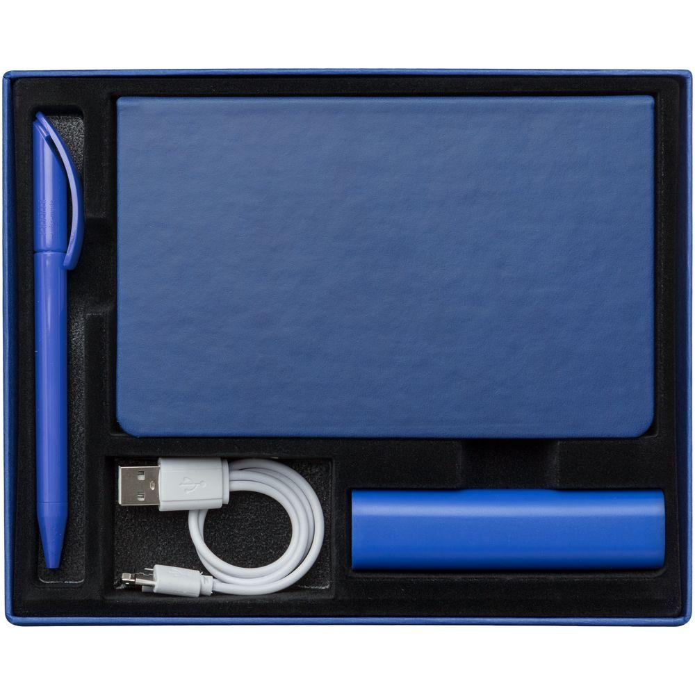 Набор Plus, синий