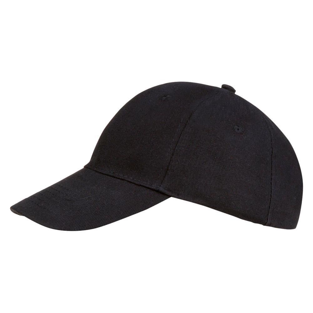 Бейсболка BUFFALO, черная