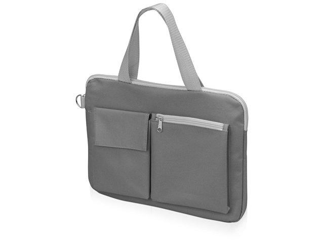 Конференц сумка для документов «Event», серый