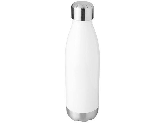 Бутылка Arsenal 510мл с вакуумной изоляцией, белый