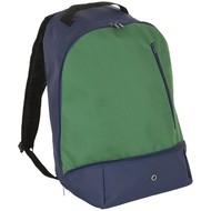 Рюкзак Champ's, зеленый с темно-синим