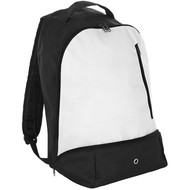 Рюкзак Champ's, белый с черным