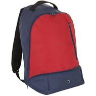Рюкзак Champ's, красный с темно-синим