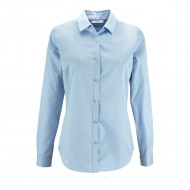 Рубашка женская BRODY WOMEN голубая