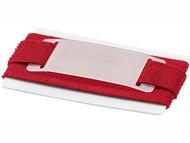 """Бумажник """"Alicante"""" тонкий, красный"""
