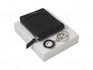 Подарочный набор Embrun: кошелек, брелок. Nina Ricci