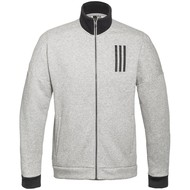 Куртка тренировочная мужская SID TT, серый меланж
