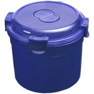 Ланчбокс Barrel Roll, синий