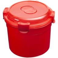 Ланчбокс Barrel Roll, красный