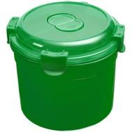Ланчбокс Barrel Roll, зеленый