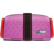Автокресло-бустер Mifold, розовое