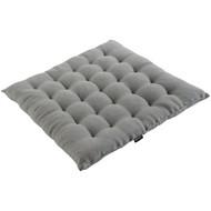 Подушка на стул Essential, серая