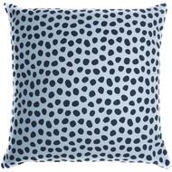 Чехол на подушку Funky dots, голубой