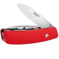 Швейцарский нож D03, красный