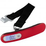 Дорожные весы onBoard Soft Touch, красные