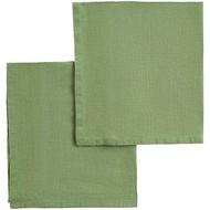 Набор салфеток Fine Line, зеленый
