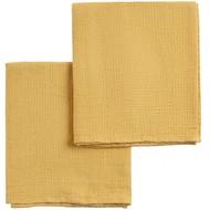 Набор полотенец Fine Line, желтый