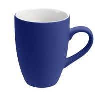 Кружка Best Morning c покрытием софт-тач, синяя