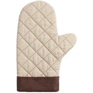 Прихватка-рукавица Keep Palms, бежевая
