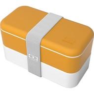Ланчбокс MB Original, желтый (горчичный)