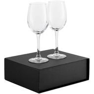 Набор бокалов для вина Wine House, черный