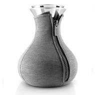 Чайник заварочный Tea maker в чехле, темно-серый