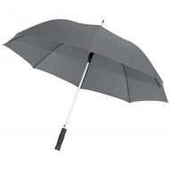 Зонт-трость Alu Golf AC, серый
