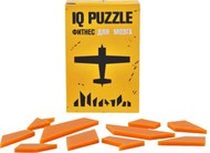 Головоломка IQ Puzzle, самолет