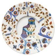 Блюдце Taika под кофейную чашку для эспрессо, белое