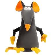 Мягкая игрушка «Мышонок Dude», серо-оранжевый