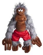 Игрушка «Обезьян — чемпион», коричневая