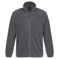 Куртка мужская North, серый меланж