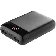 Внешний аккумулятор Uniscend Full Feel 10000 мАч с индикатором, черный