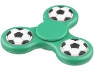 Спиннер «Fun Tri-Twist» с мячами, зеленый