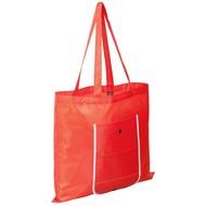 Складная сумка Unit Foldable, красная