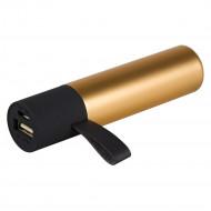Внешний аккумулятор stickBank 2600 mAh, золотистый