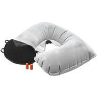 """Набор дорожный """"Комфорт"""": надувная подушка, повязка на глаза и беруши"""