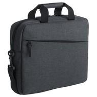 Конференц-сумка Burst, темно-серая