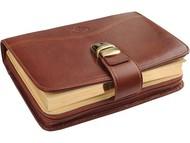 Ежедневник «Имперский» Giulio Barсa, коричневый
