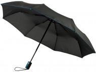 Автоматический складной зонт Stark-mini, process blue