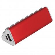 Внешний аккумулятор-подставка stuckBank Plus 2600 мАч, красный