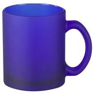 Кружка Foggy матовая, синяя