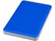 Phase Беспроводной внешний аккумулятор имеет емкость 3000 мА/ч, синий