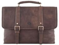 Портфель Vintage, коричневый