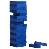 Игра «Деревянная башня мини», синяя