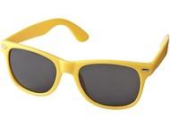 "Очки солнцезащитные ""Sun ray"", желтый"